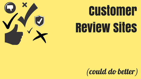customer review blog