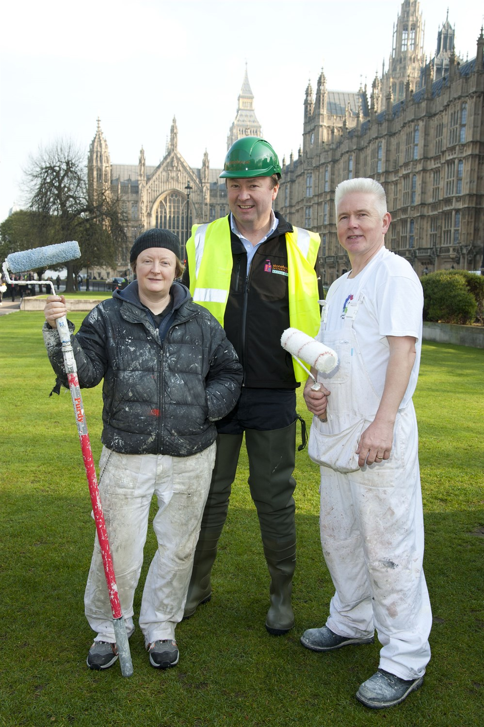 Tradesmen -westminster -portrait