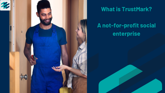 what is trustmark social enterprise blog cover